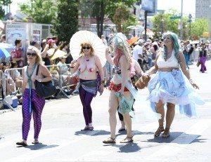 Mermaid Parade 34th Annual 53