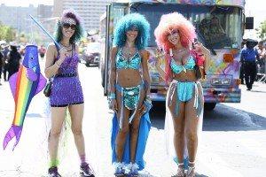 Mermaid Parade 34th Annual 1