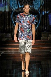 Mister Triple X featuring L.A.M.B. by Gwen Stefani at NYFW The Shows 13
