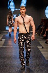 Mister Triple X Serves Sexy to Serbia Fashion Week 43