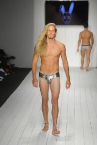 Art Hearts Fashion featuring Mister Triple X at Funkshion Fashion Week Swim 17