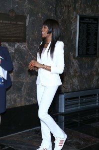 NAOMI CAMPBELL-RED NOSE DAY 47