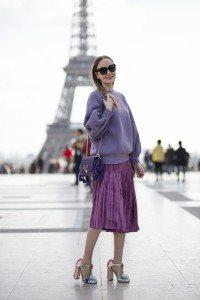 Paris Street Style at Day 1 of Fashion Week 37