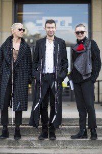 Paris Street Style at Day 1 of Fashion Week 29