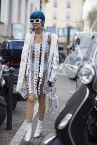 Paris Street Style at Day 1 of Fashion Week 27