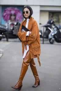 Paris Street Style at Day 1 of Fashion Week 7
