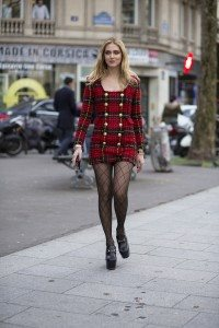 Paris Street Style at Day 1 of Fashion Week 1