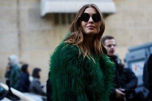 Paris Fashion Week FW16 Street Style 13