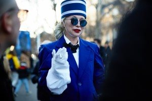 Paris Fashion Week FW16 Street Style 1