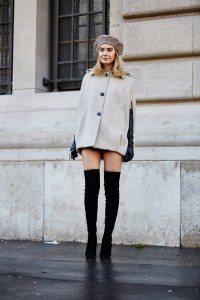 Paris Fashion Week FW16 Street Style 57