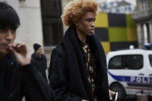 Paris Fashion Week Mens FW16 Street Style 51