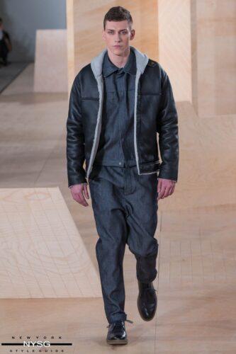 Perry Ellis Runway Show at New York Fashion Week Men's FW16 49