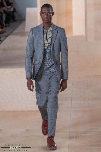 Perry Ellis Runway Show at New York Fashion Week Men's FW16 59