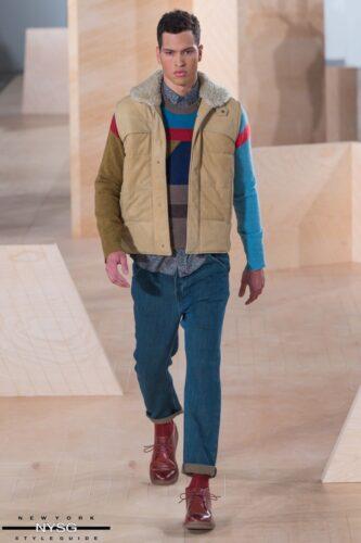 Perry Ellis Runway Show at New York Fashion Week Men's FW16 69