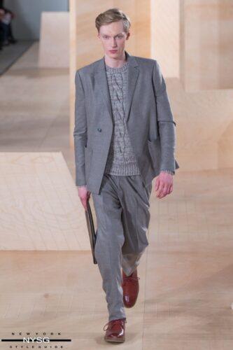 Perry Ellis Runway Show at New York Fashion Week Men's FW16 83