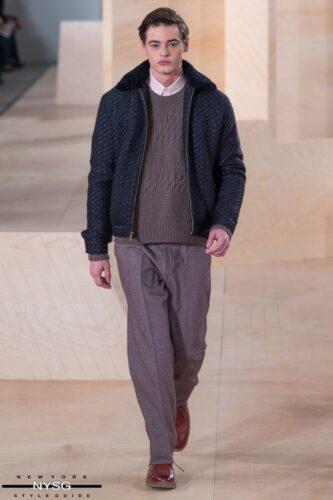 Perry Ellis Runway Show at New York Fashion Week Men's FW16 93