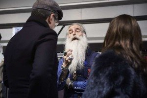 First Closing figures and feedbacks on Pitti Uomo 91 19