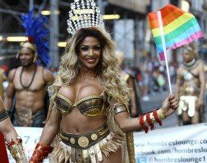 NYC Pride Parade 2016 43