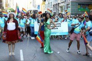 NYC Pride Parade 2016 25