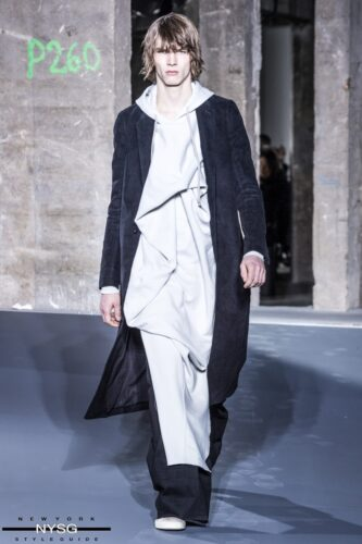 RICK OWENS Mens FW 2016 - Paris Fashion Week 53