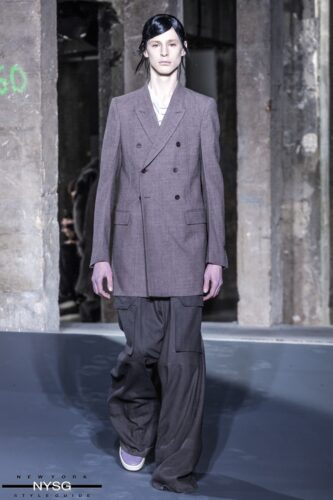 RICK OWENS Mens FW 2016 - Paris Fashion Week 35