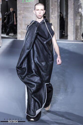 RICK OWENS Mens FW 2016 - Paris Fashion Week 5
