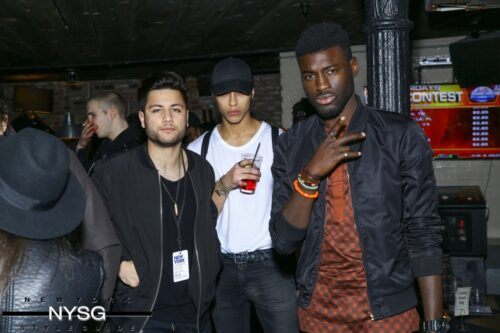 Red Models Pre NYFW Event 35