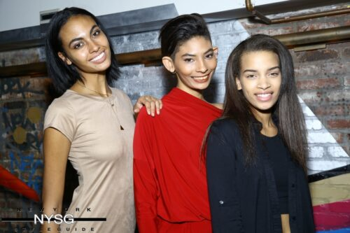Red Models Pre NYFW Event 21