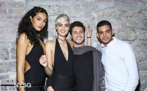 Red Models Pre NYFW Event 7