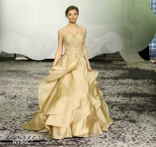 Rita Vineris - Bridal Week - New York 5