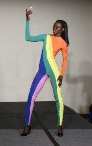 Rocky Gathercole SS17 at New York Fashion Week 13