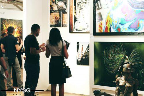 Spectrum Miami Art Show in Pictures 7