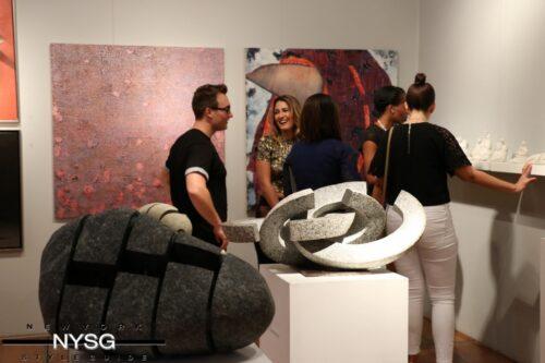 Spectrum Miami Art Show in Pictures 9