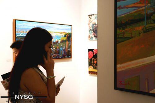 Spectrum Miami Art Show in Pictures 41