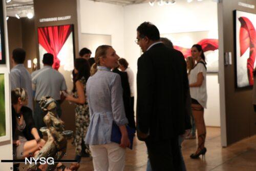 Spectrum Miami Art Show in Pictures 57
