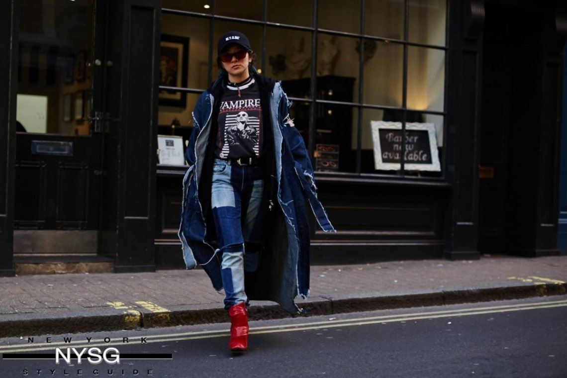 Caught on the Streets of Paris! Paris Fashion Week AW16 3