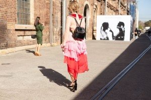 Street Style - from Fashion Week Australia 17 59