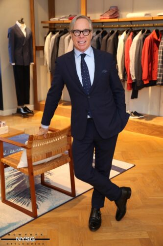 Tommy Hilfiger London Mens Collection SS 2016 5