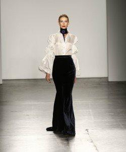 Zang Toi at New York Fashion Week Fall 2017 41