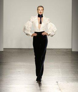 Zang Toi at New York Fashion Week Fall 2017 45