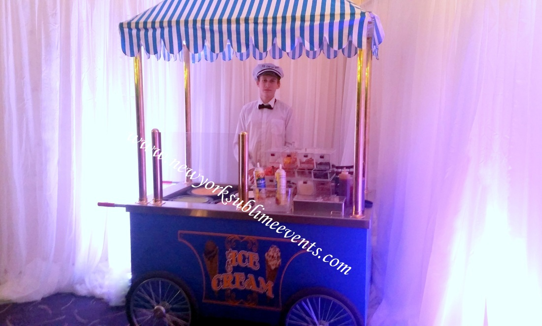 rental chair covers and sashes office arms too wide ice cream sundae bar rental, ny, new york, long island, brooklyn, queens, jersey, staten ...