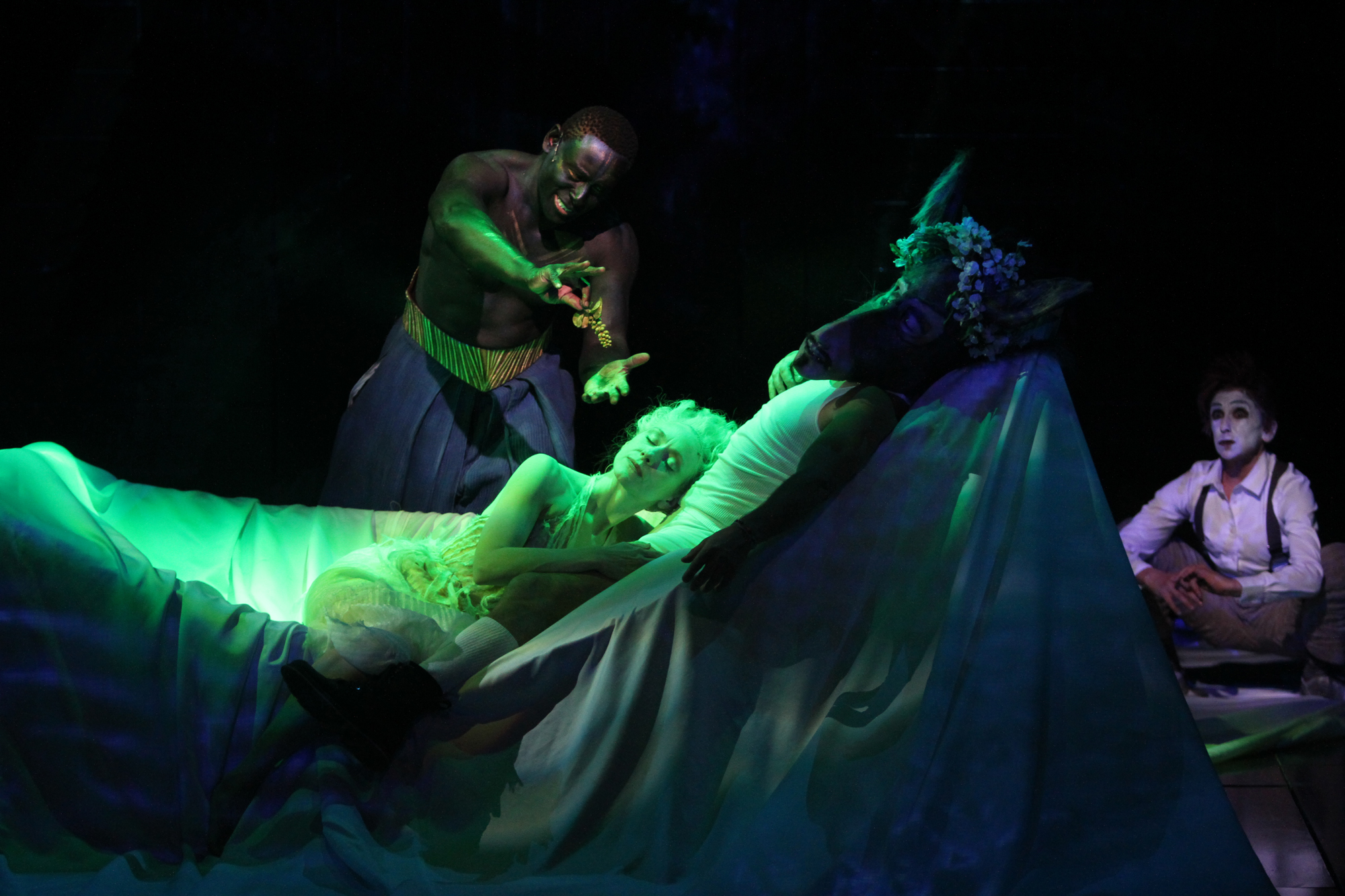 a review of the story a midsummer nights dream Sumptuous version, both earthy and enchanted read common sense media's a midsummer night's dream review, age rating, and parents guide.