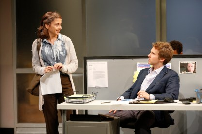 Gloria4 Jeanine Serralles and Ryan Spahn Photo by Carol Rosegg