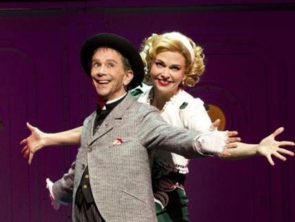 Joel Grey in Anything Goes, 2011