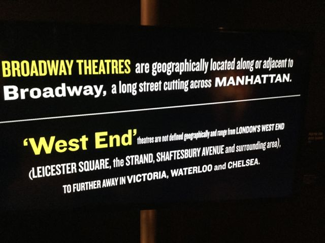 Broadway vs The West End Phantom at 12000 Week in New York Theater  New York Theater