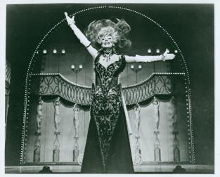 Carol Channing in Hello, Dolly, opened January 16, 1964. Its fifth Broadway production will open April 20, 2017.