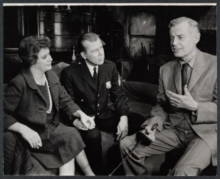 Kate Reid,Pat Hingle and Arthur Kennedy in The Price, opened February 7, 1968. Its fifth Broadway production opened March 16, 2017.