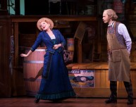 Bette Midler and David Hyde Pierce