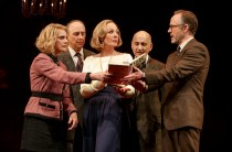 Lisa Emery, Michael Countryman, Allison Janney, Ned Eisenberg, John Benjamin Hickey