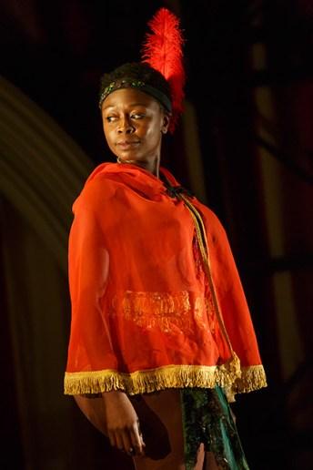 Zanab Jah as Venus at Signature